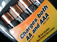 Start Using Rechargeable  Batteries