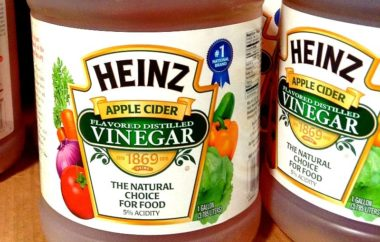What you think is in your apple cider vinegar might not actually be in your apple cider vinegar. If you are a home canner or make pickles, take this into consideration.