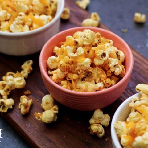 Smoky Cheddar Popcorn Snacks