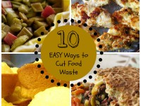 10 Ways to Cut Food Waste