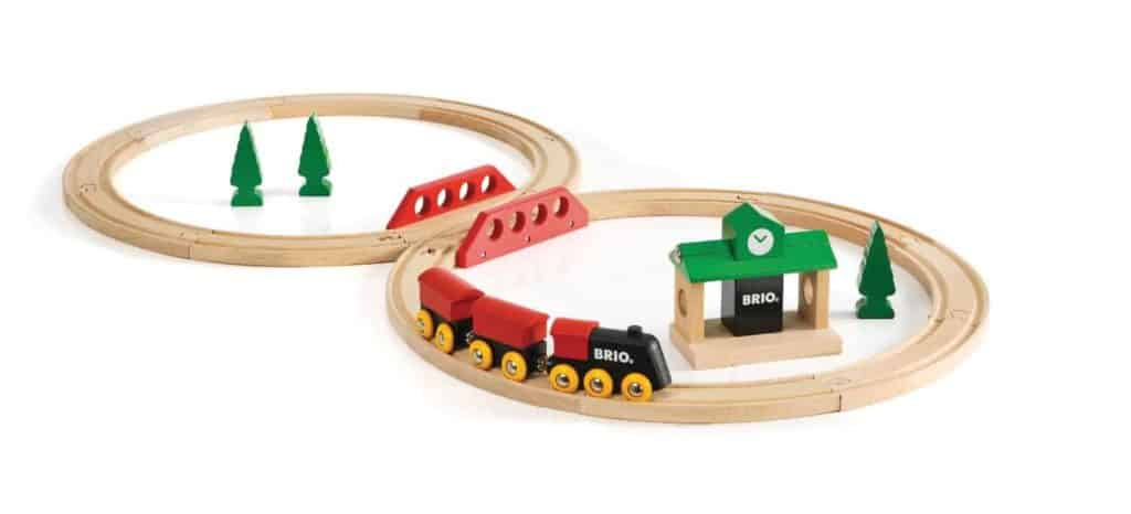 brio train set - great gifts for kids