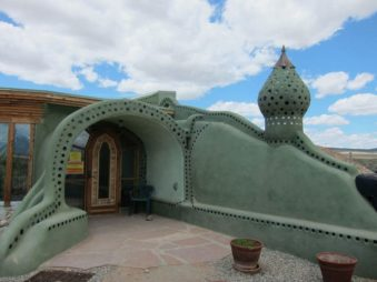 Earthships - Just one type of alternative building to consider!