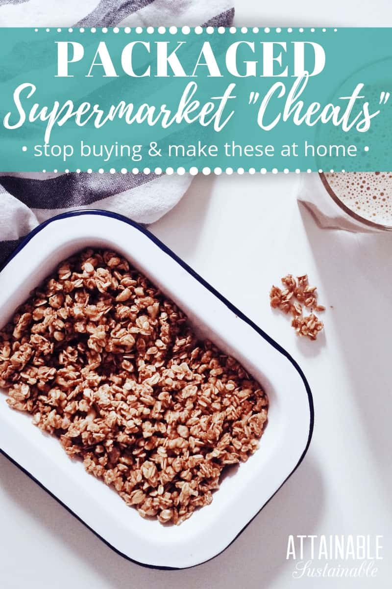 You can cook from scratch. No need for the boxed versions! The food will taste better, you'll eliminate some questionable ingredients, and there's much less waste with these #homemade #recipes.