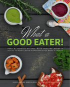 cover of what a good eater cookbook