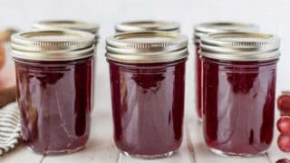 Easy Homemade Grape Jelly