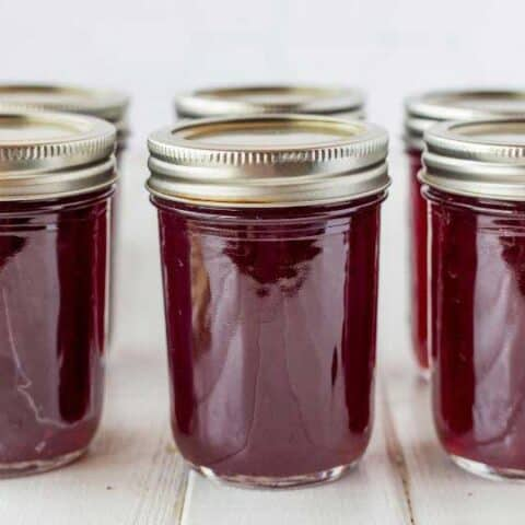 How to Make Grape Jelly