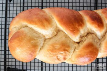 braided portuguese sweet bread