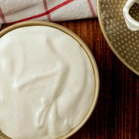 Homemade Marshmallow Fluff Recipe with NO Corn Syrup