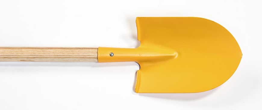 kids garden shovel