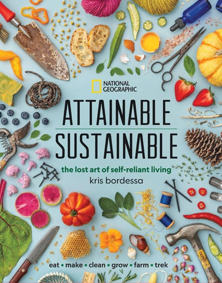 cover of attainable sustainable book