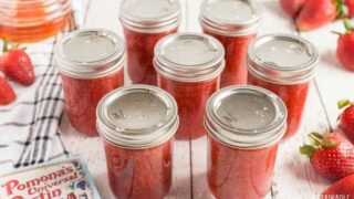 Easy Homemade Strawberry Jam