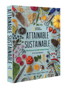 attainable sustainable book cover