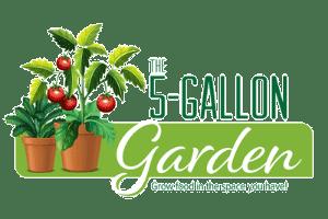 5-gallon garden logo
