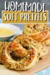 everything seasoning on pretzels