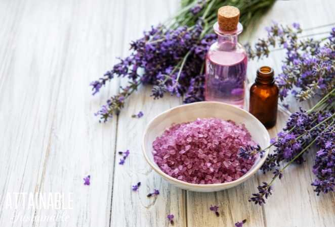 Using Lavender in cooking
